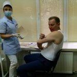 Голова Тернопільської ОДА Степан Барна чхати хотів на грип (фото)