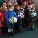 Спортивні діти – здорова нація: «Мрія Агрохолдинг» допомагає сільським школам