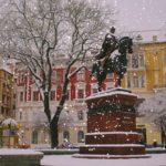 У Львові тернополянка знайшла своє щастя і повірила у різдвяну казку