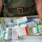 Безкоштовні ліки та лікарські засоби для учасників АТО