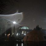 Тернополянин сфотографував містичне явище біля Верховної Ради