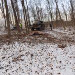 На Тернопільщині люди через пісок втратили вантажний автомобіль