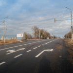 На Тернопільщині удосконалюють розв'язки, задля безпеки руху транспорту (фото)