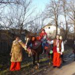 У селі на Тернопільщині колядує навіть кінь