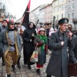 Вулицями Тернополя ходять енкаведисти (фото)