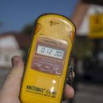 Найвищий радіаційний фон у Чорткові і Підволочиську