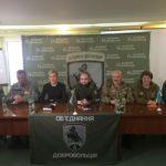Що на Тернопільщині не поділили «Правий сектор» і «Об'єднання добровольців»