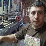 Спортсмен з Тернопільщини випав із саней, які зробив власними руками (фото)