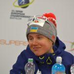 Чому тернопільська біатлоністка розплакалася після фінішу індивідуальної гонки
