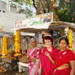 Чому в Індії місцеві жителі дуже хотіли обняти тернопільську журналістку