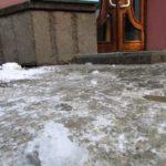 Де цими днями у Тернополі небезпечно ходити (фото)