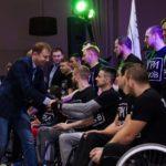 Степан Барна: Ігри Героїв демонструють дух незламності українського солдата (фото)