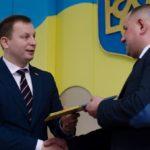 Степан Барна представив нового голову Кременецької РДА (фото)