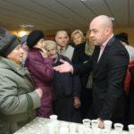 Сергій Надал: Для розвитку Тернополю потрібне єднання життєвої мудрості пенсіонерів з енергійним мисленням молоді