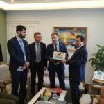 Степан Барна обговорив перспективи підписання угоди про співпрацю з губернатором турецького міста Чанаккале