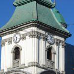 На тернопільській споруді, якій понад 200 років, годинник показує різний час