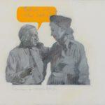 На виставці у Тернополі відкриють секрети, який насправді буває зв'язок між художницею і натурницею