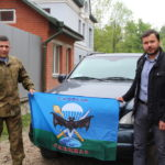 Директор компанії «Креатор-Буд» Ігор Гуда отримав подяки за підтримку військовослужбовців та ветеранів АТО