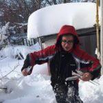 «Снігом можна витерти собі лице, штани, куртку», – тернопільський поет про 18 березня