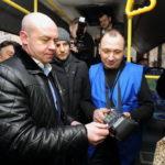 Тернопіль вперше запустив систему оплати банківськими картками у всьому громадському транспорті