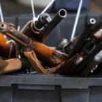 Цілий місяць жителі Тернопільщини можуть приходити у поліцію зі зброєю