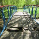 У тернопільському парку знову чекають, поки постраждає хтось з відвідувачів? (фото)
