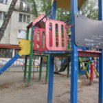 У центрі Тернополя є місце для дітей з надзвичайно довгими ногами (фото)