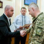 У Тернополі учасники АТО вчергове отримали квартири у новобудовах