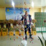 Діти з Тернопільщини створили оригінальний подарунок для Папи Римського (фото)