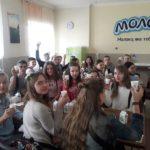 Школярі Тернополя провели дегустацію молочної продукції