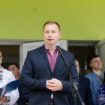 Степан Барна привітав випускників Почапинської школи зі стартом нового етапу в житті (фото)