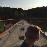 У Тернополі просять заборонити їздити машинам по одному з мостів