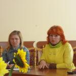 Тернопільська журналістка розповіла, як на Чернігівщині громадські організації допомагають сім'ям учасників АТО