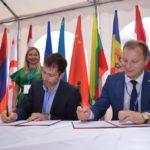 В рамках Міжнародного інвестиційного форуму підписали три Меморандуми про співпрацю (фото)