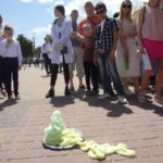 У центрі міста тернополянам показали те, що колись люди вважали магією (фото)