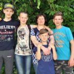 Багатодітна мати з Тернопільщини впевнена, що жінки сильніші духом, ніж чоловіки