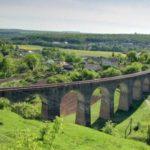 На цьому мості на Тернопільщині велосипедисти скоро зможуть змагатися у швидкості з поїздами