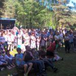 На «Братині» гуляли гості зі всієї України