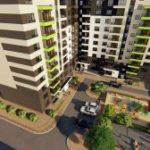 На Новому світі з'явиться житловий комплекс «GREEN LINE»