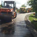На Тернопільщині за два тижні оновили дорогу, яка 30 років не знала ремонту (фото)