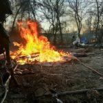 Роми, табір яких спалили біля Тернополя, тепер переховуються в іншому місці (відео)