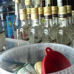 На Тернопільщині правоохоронці завадили реалізувати більше п'яти тисяч літрів горілки