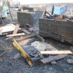У селі біля Тернополя згоріло 10 маленьких будиночків