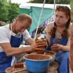 "Вогняну скульптуру побачать тернополяни на ""Козацькому острові"""