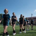 У найбільшому селі Теребовлянського району відкрили футбольний майданчик зі штучним покриттям (фото)