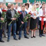 Степан Барна побував на трагічному місці, де розстріляли майже тисячу його земляків (фото)