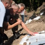 У Шумську знайдено останки 14-ти вбитих українських повстанців (фото)