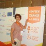 Про що тернопільська журналістка дізналася на Донбасі