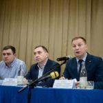 Про що говорив Степан Барна під час кущової наради у Бережанах (фото)