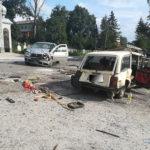 На Тернопільщині тверезий водій відправив двох дітей у лікарню